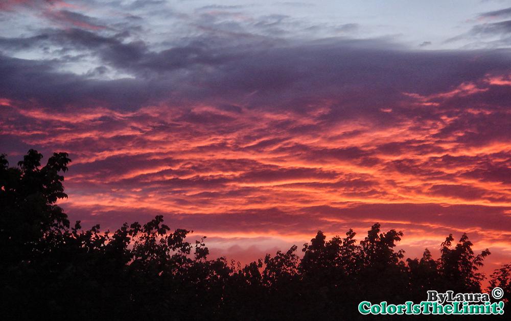 Zonsondergang - Sunset