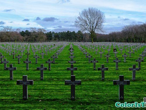 Duitse Militaire Begraafplaats, Ysselsteyn