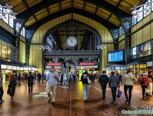 Hamburg U-Bahnhof