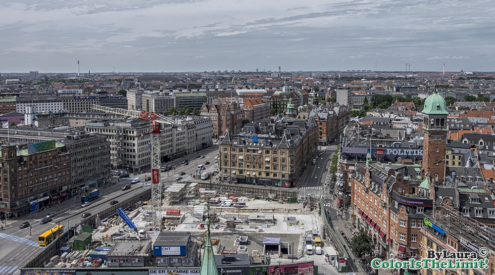 Københavns Rådhus og Tårn