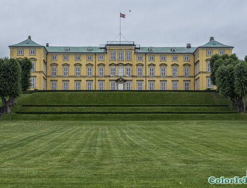 Frederiksberg Slot og Have