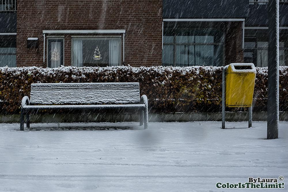 Sneeuw Helmond 2017