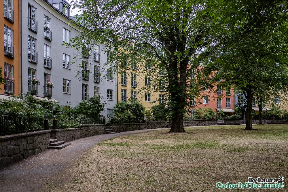Grubbensringen & Södermalm