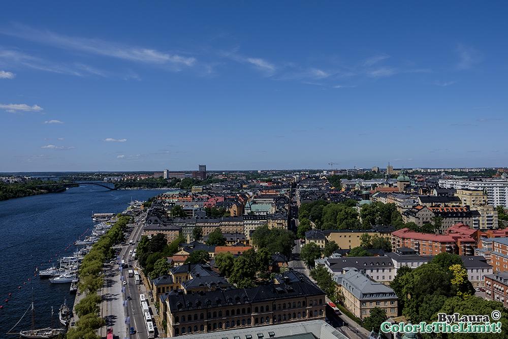 Stadshusets Tornet & Skeppsholmen