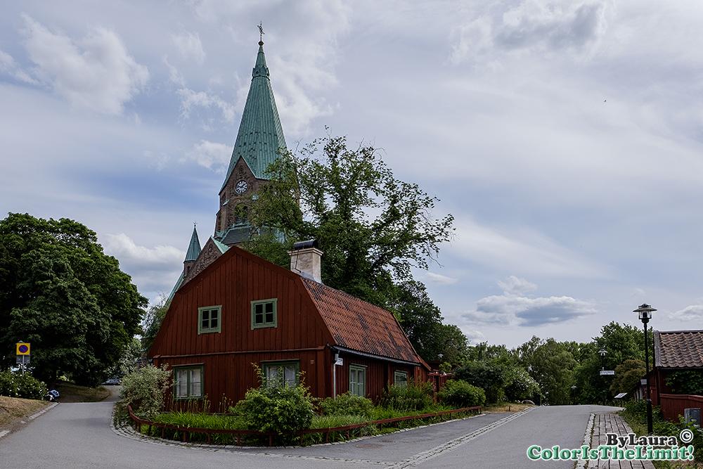 Vitabergsparken & Yttersta Tvärgränd