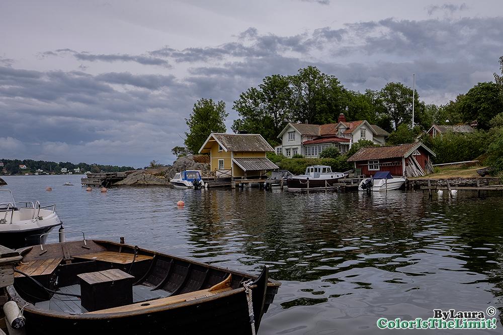 Vaxholm Kastellet & Vaxholm