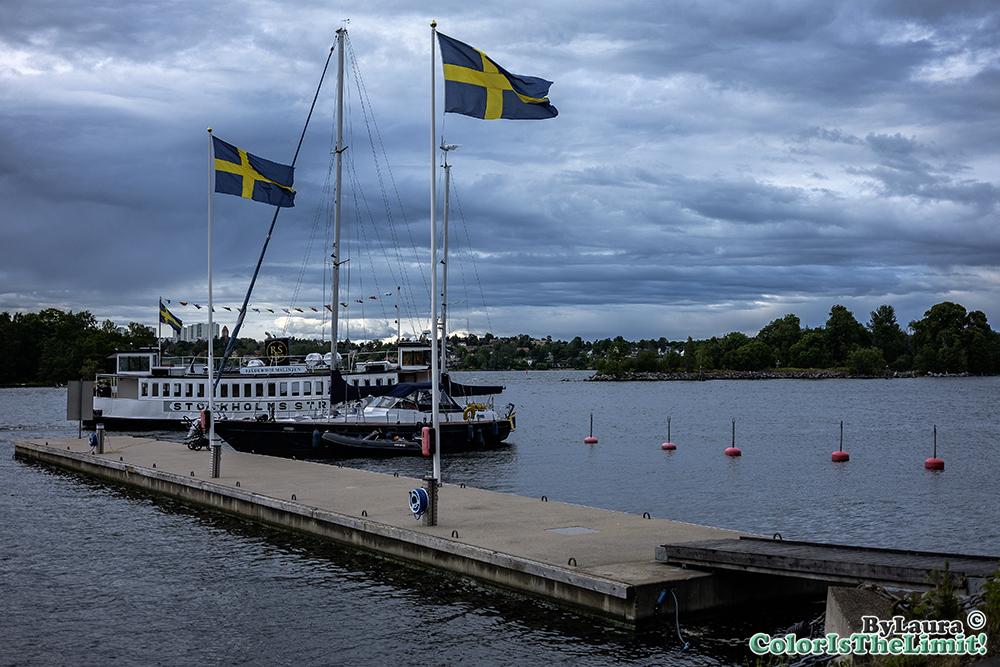 Midsommar Fjäderholmarna & Riddarholmen