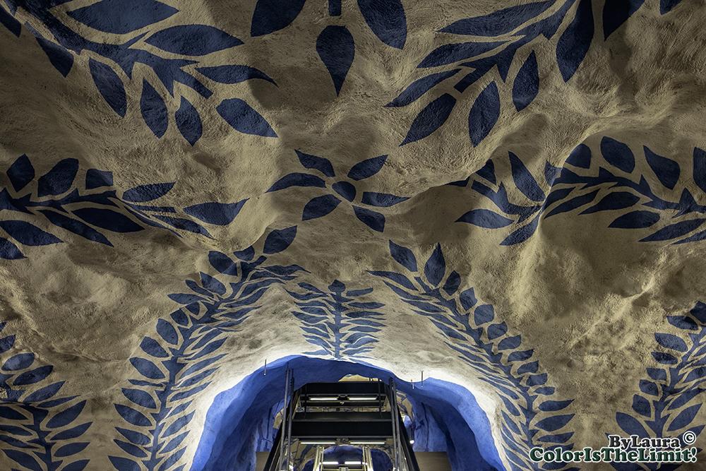 Stockholms Tunnelbana Art