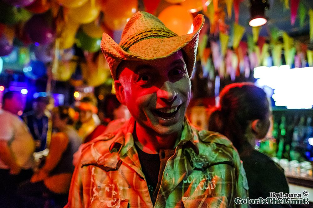 carnaval foute avond