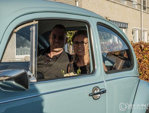 Bruiloft Linda Martijn
